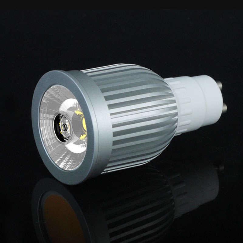 Bombilla LED GU10-COB, 9W
