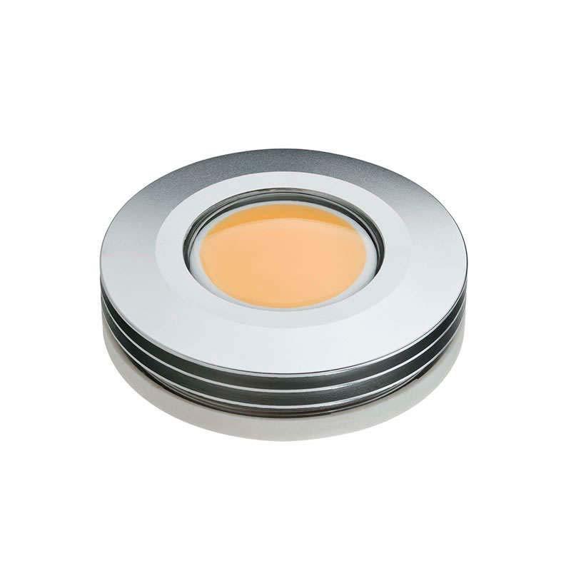 Lámpara GX53, COB ,  6W, Blanco cálido