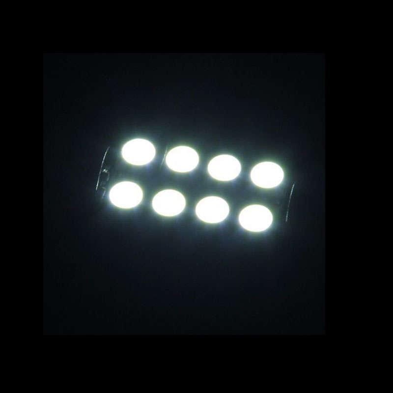 Festoon Dome 6pcs 5050SMD,  42mm