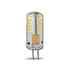 Bombilla Led G4-AC/DC12V, 64xSMD3014, 3W, 360º, Blanco frío
