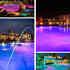 JACUZZI LED DC12V, 12W, RGB, IP68, RGB