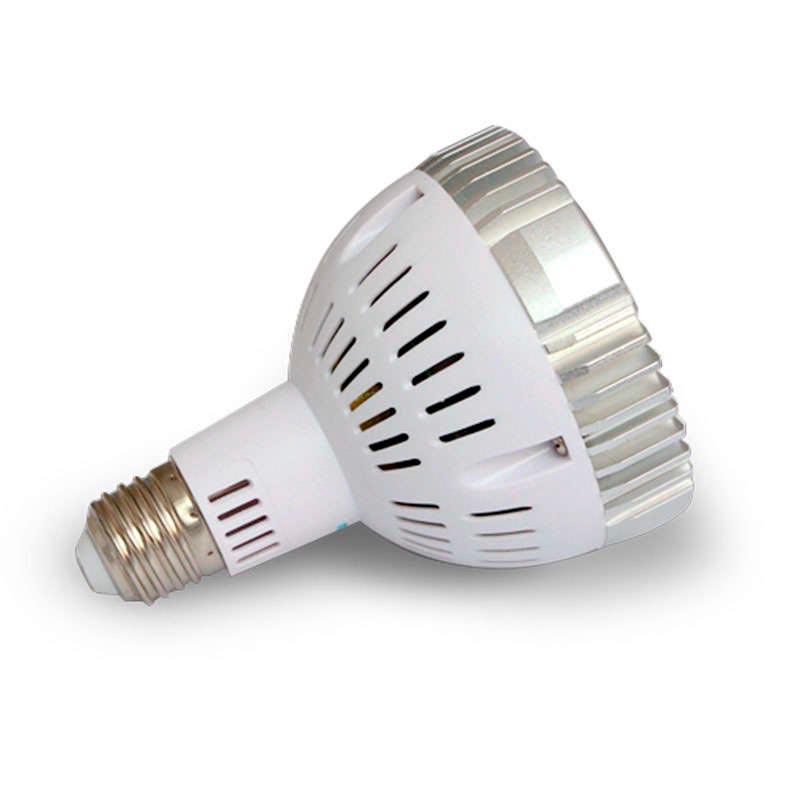 Lámpara LED PAR30, E27, 20W
