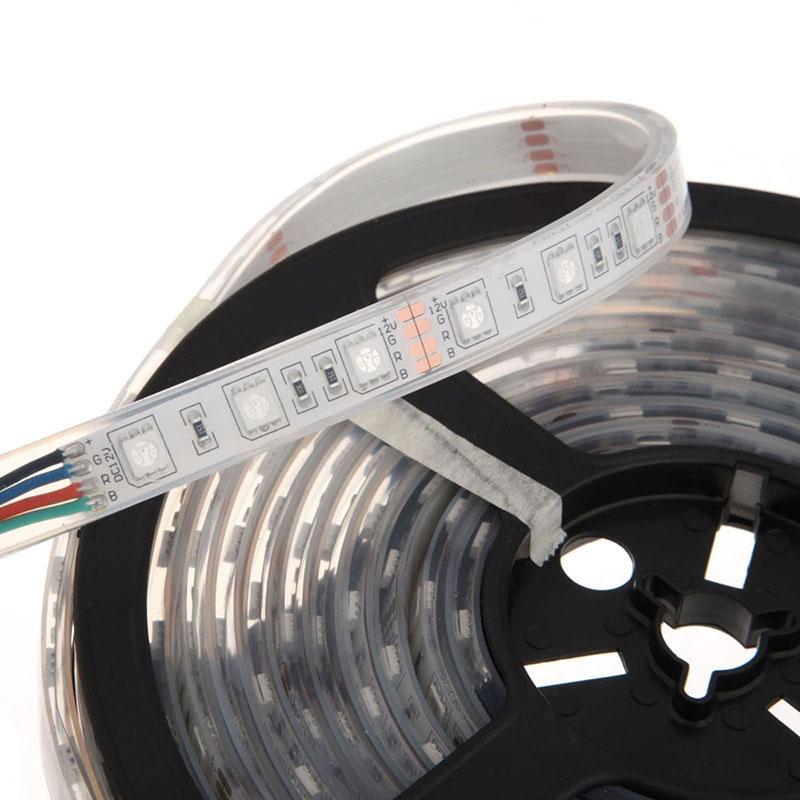 LED Strip IP68 outdoor SMD5050, RGB, 5m (60Led/m),  RGB