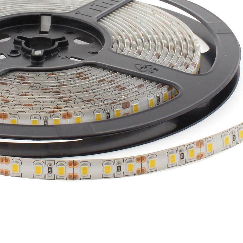 Tira LED SAMSUNG SMD2835, DC12V, 5m (120Led/m) - IP65