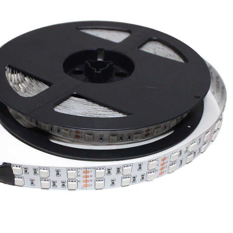 Tira LED SMD5050, RGB, DC12V, 5m (120Led/m) - IP20