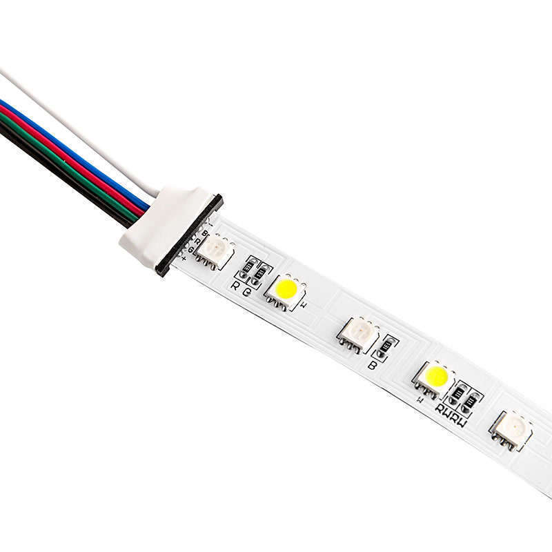 Tira LED EPISTAR SMD5050, RGB+WW, DC24V, 5m (60Led/m) - IP67