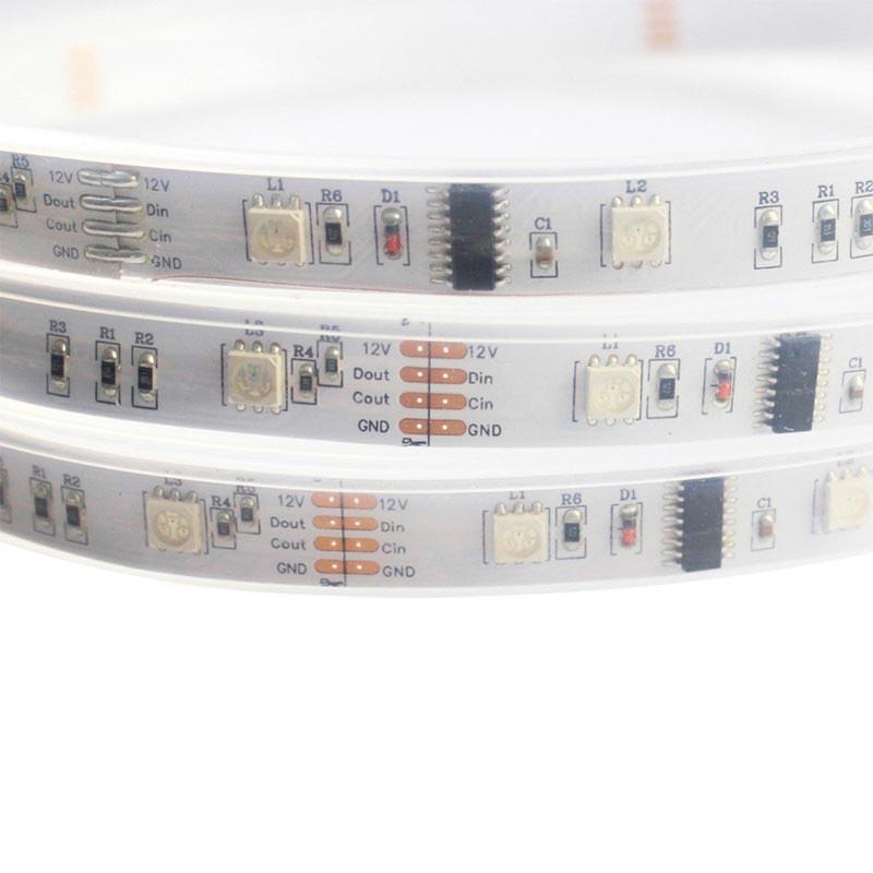 Bande MAGIC LED RGBX SMD5050, 5m (30 Led/m)