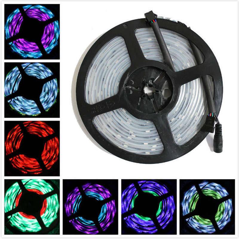 KIT Tira MAGIC LED SMD5050, 5m (30 Led/m), RGB - IP20