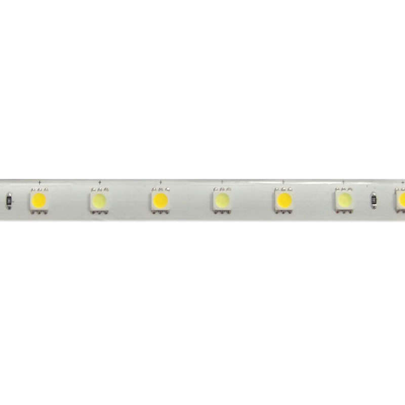 KIT tira LED flexible SMD5050, 5m (60 Led/m), blanco DUAL - IP20