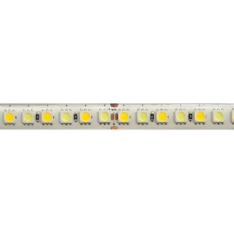 KIT Bande LED en BLANC BICOLORE SMD5050, 5m (120Led/m) - IP20