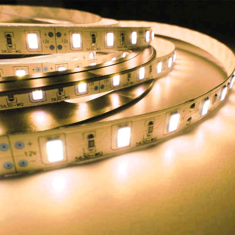 Bande flexible Samsung SMD5630, 5m (60Led/m) - IP20