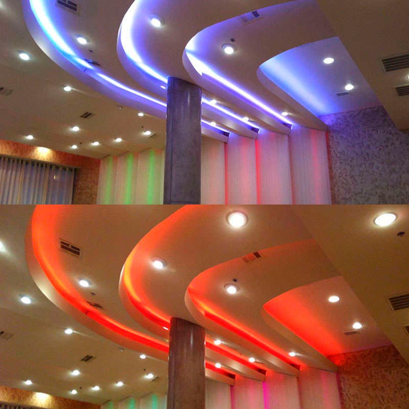 220V SMD5050 High Power LED strip, RGB, 1m (60Led/m)