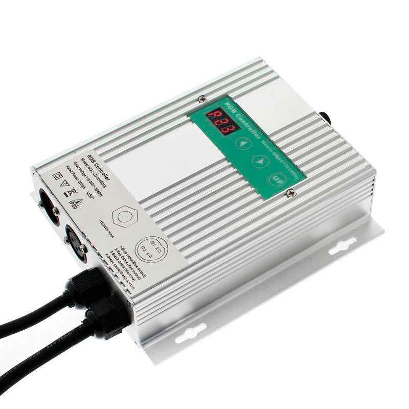Controlador tira led 220V DMX 2000W