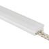 Led NEON Flex, 25*15mm, DC24V, 240Led/m, 5m, Blanco cálido