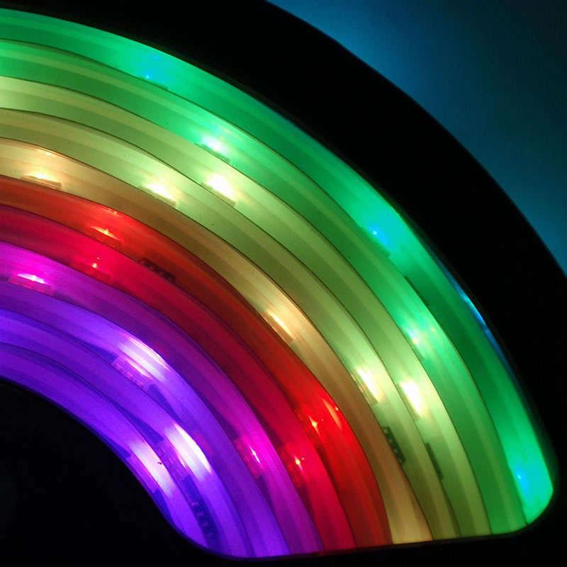 Led NEON Flex, RGB, 220V, 100Led/m, 2 metros