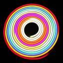Led NEON Flex, 10x23mm, DC24V, 120Led/m, 5m, RGB, RGB, Regulable
