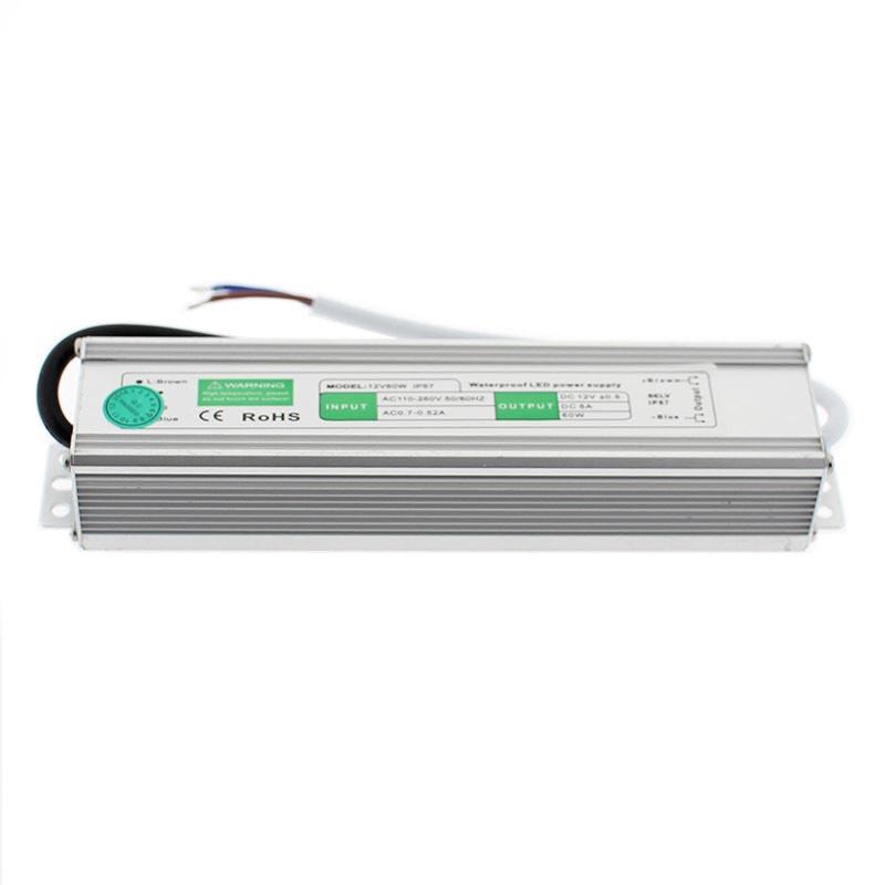 12V/60W/5A LED power source