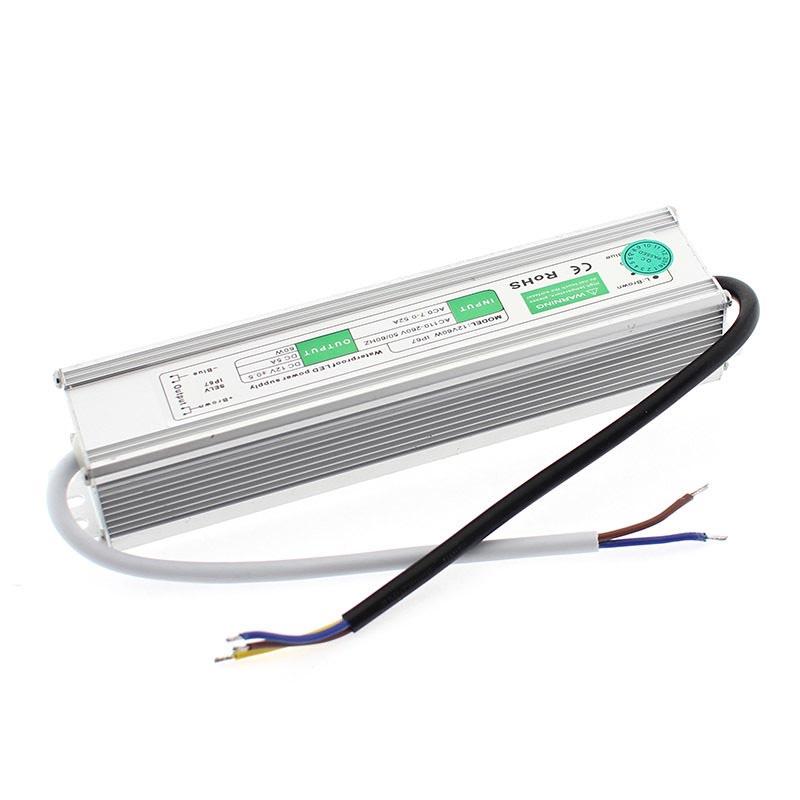 Source d'alimentation LED 12V/60W/5A