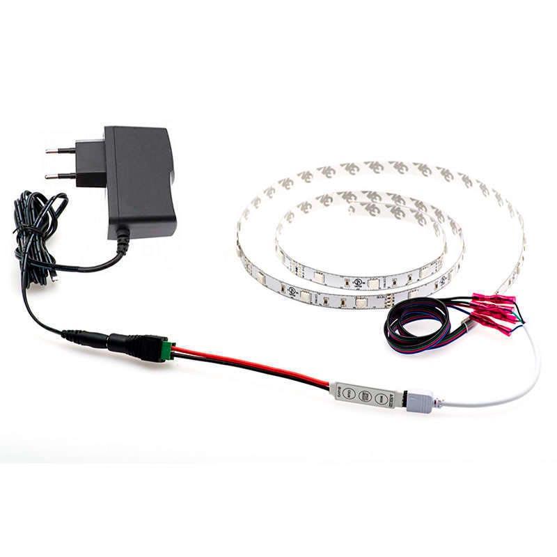 Controlador Mini tira led RGB