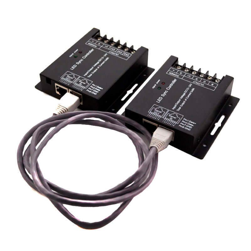 Controlador monocolor RF SYNC + mando