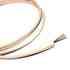 Cable redondo de conexión para tiras LED RGB 4x0,30mm, 1 metro