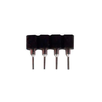 Union/ Connecteur mâle à femelle pour bandes LED RGB (4 pin)