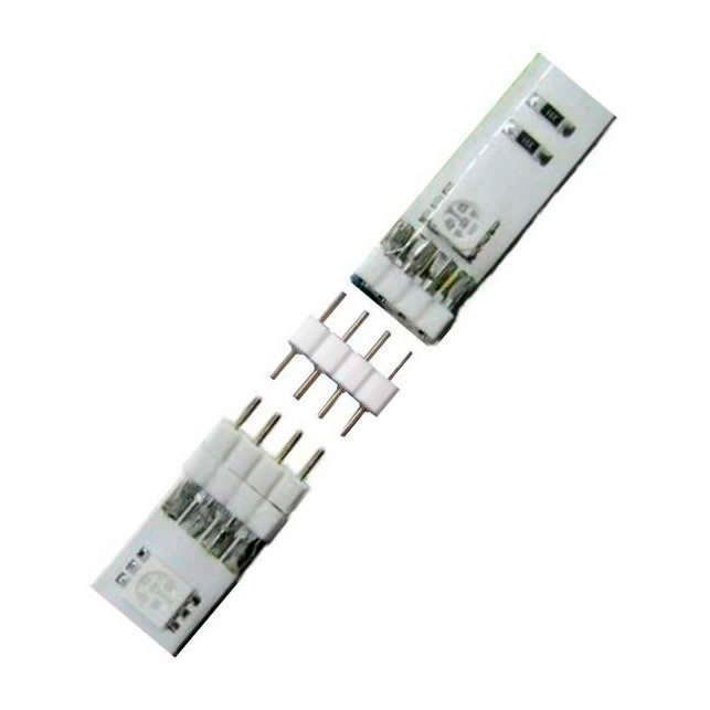 Union/ Male to male connector for RGB LED strips (4 pin)
