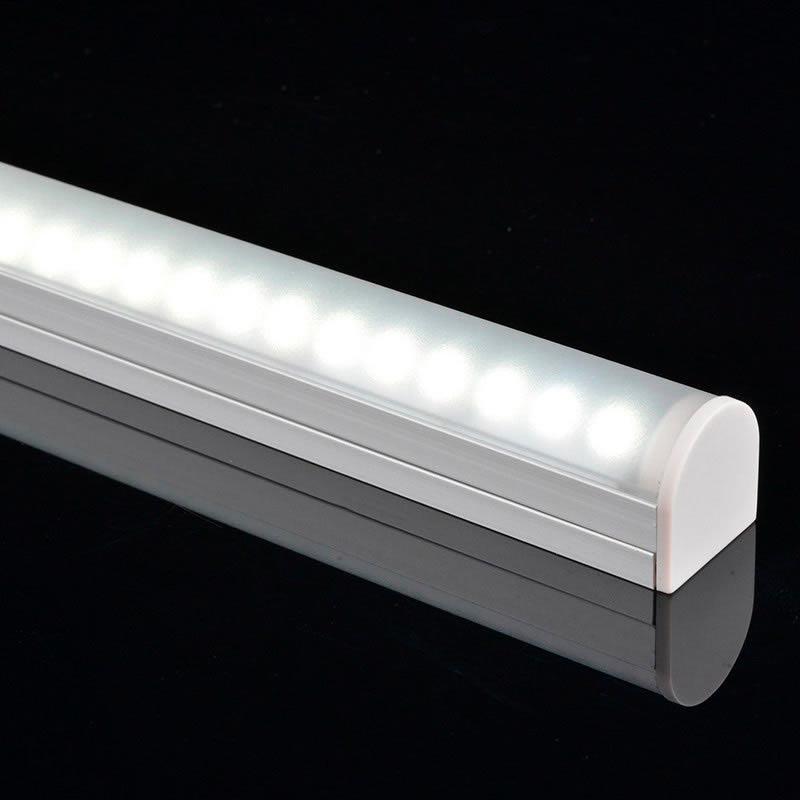 Perfil aluminio STUV para tiras LED, 2 metros