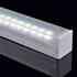KIT - Perfil aluminio ALKAL SUSPEND para tiras LED, 1 metro