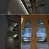 Perfil aluminio SINGE para tiras LED, 1 metro