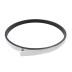 KIT - Perfil aluminio circular CYCLE OUT, Ø1400mm, negro