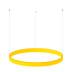 KIT - Perfil aluminio circular RING, Ø600mm, blanco