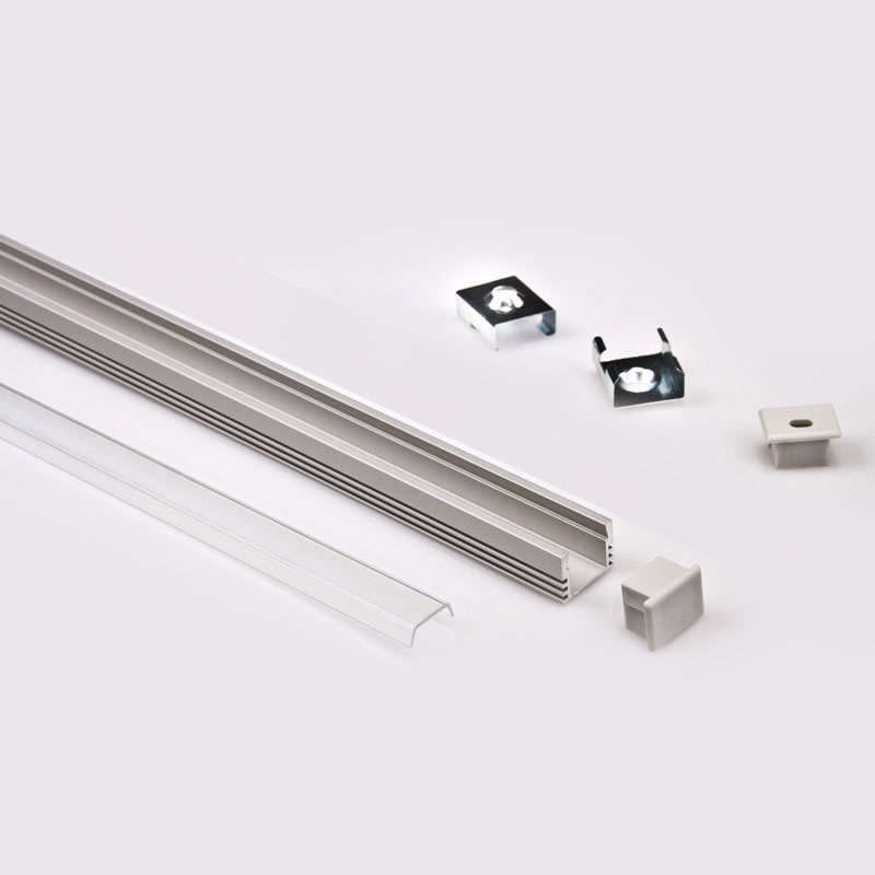 Profilé bande LED, 2m