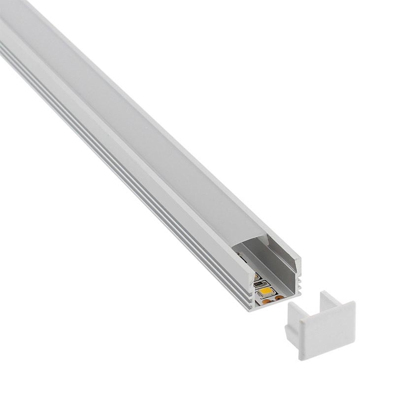 Profile covers Cambel for LED strips