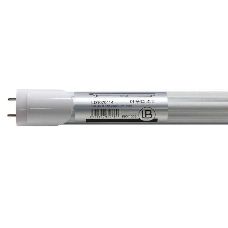Tubo LED T8 especial Carnicerías, 10W, 60cm