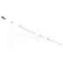Tubo LED DC12V, IP65, 18W, 120cm, Quesos y fiambres, Blanco cálido