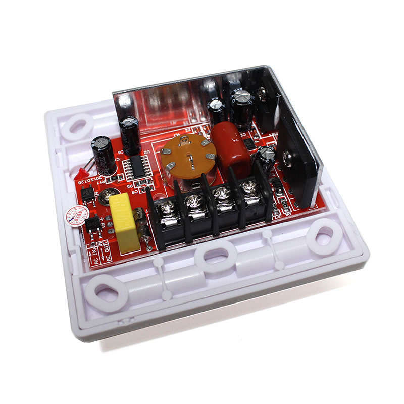 Regulador TRIAC Dimmer PWM + mando IR, 200W