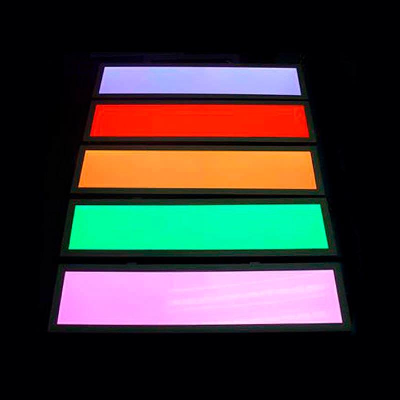 Panel LED 40W, RGB, RF, 60x60cm