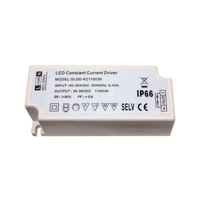 Power  source 40W LED panel