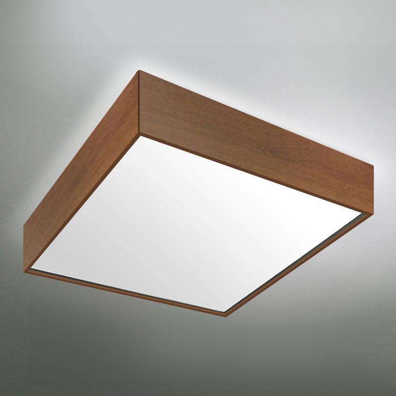 BOXLED IPE 60x60cm