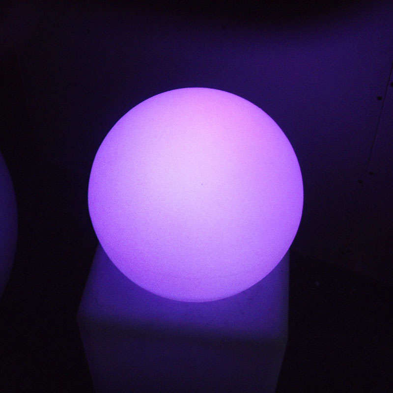 Led light sphere 30cm RGB