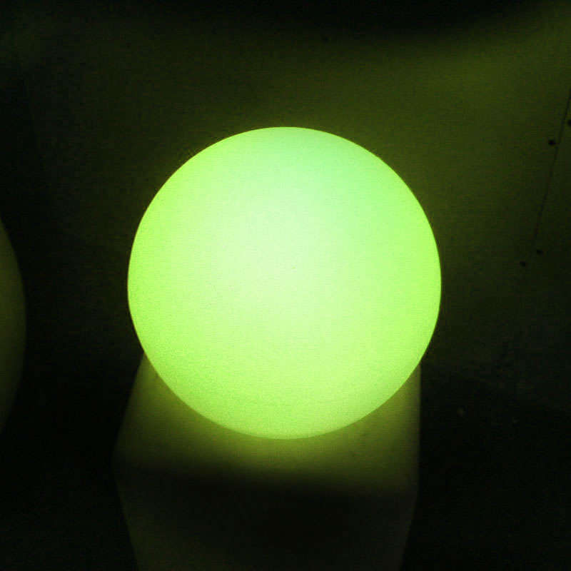 Esfera luminosa led 40cm RGB