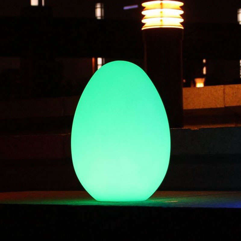 Ovo Led egg RGB rechargeable