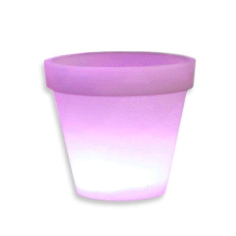Led cube planter KANT Led RGB
