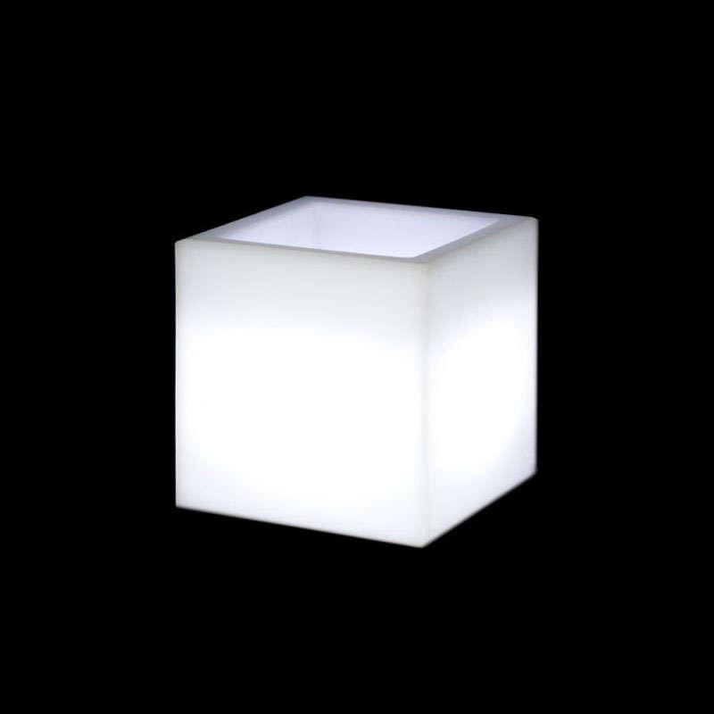 Macetero luminoso led KANTIG