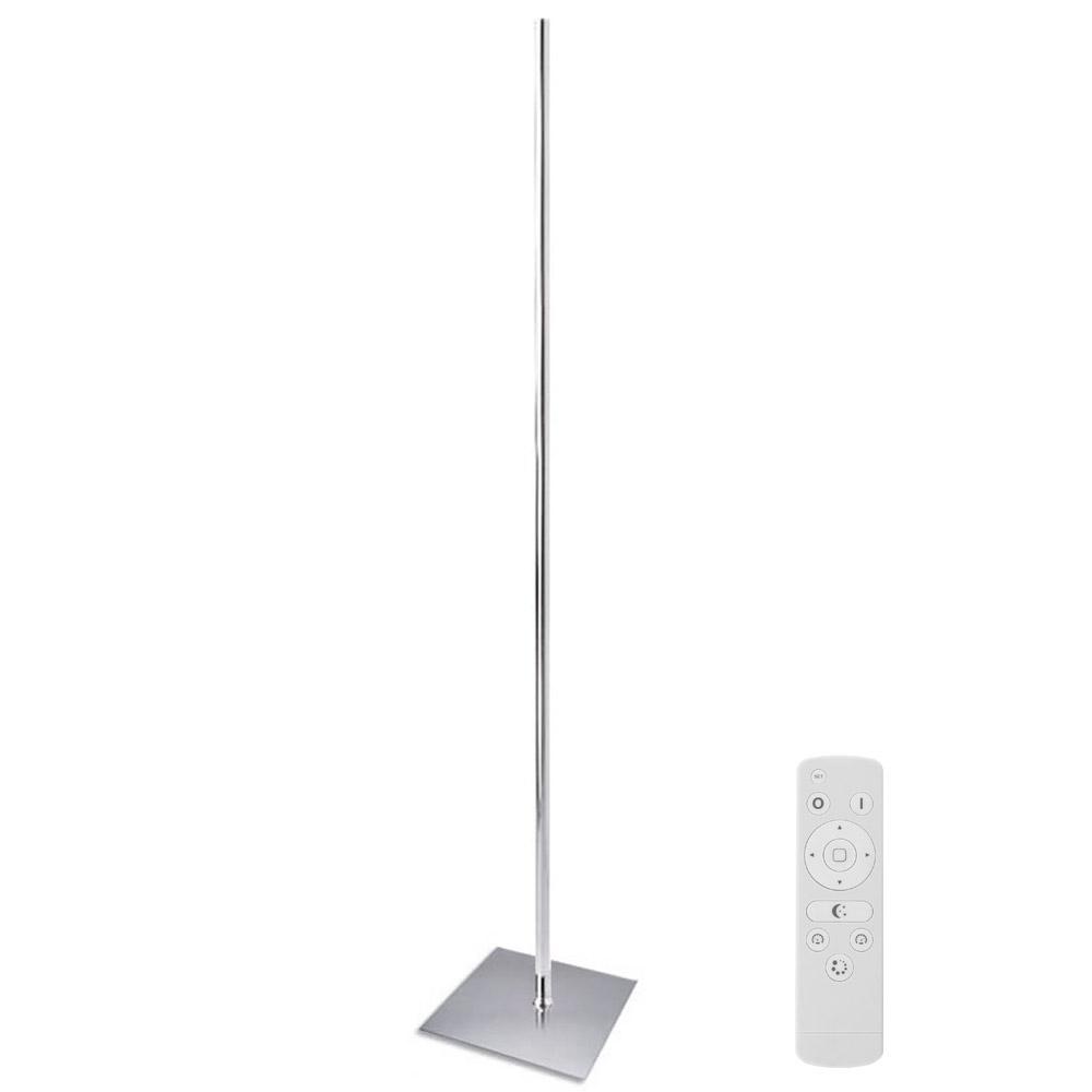 Lámpara de pie led LUMO KVADRATA, 35W, CRI95, Blanco frío, Regulable