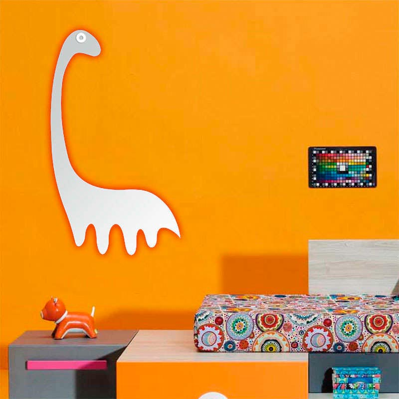 DINO Led Lamp blanco