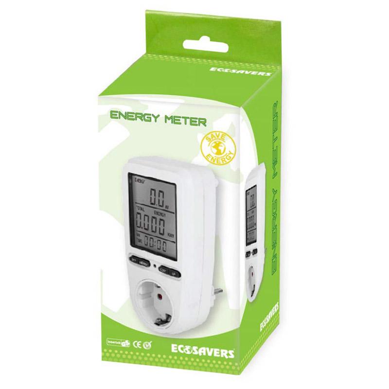 Controlador Medidor de consumo Power Meter