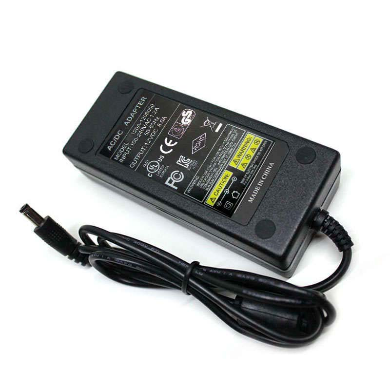 Adaptador de corriente DC12V/96W/8A