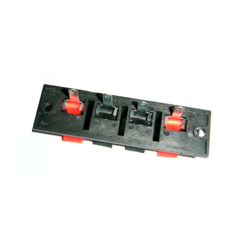 Conector rápido speaker, 4 hilos